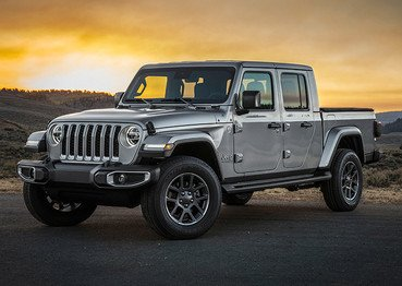 2020 All-New Jeep Gladiator